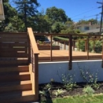 Tier Fencing Inc Deck