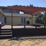 Tier Fencing Inc Pergola