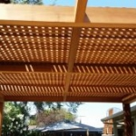 Tier Fencing Inc - Pergola