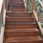 Tier Fencing Inc - Outdoor Stairs and Railing