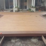 Tier Fencing Inc - Patio Deck